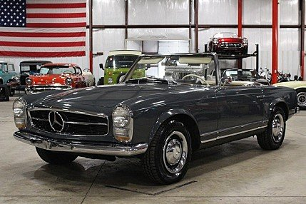 1966 Mercedes-Benz 230SL for sale 100972017