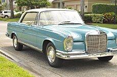 1966 Mercedes-Benz 250SE for sale 101001708