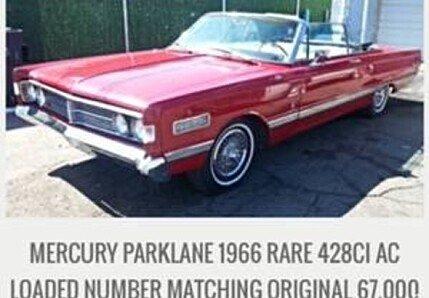 1966 Mercury Parklane for sale 100942318
