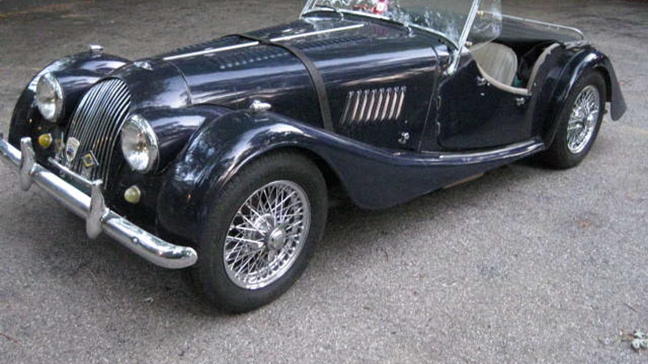 1966 Morgan Plus 4 for sale near Stratford, Connecticut 06615 ...