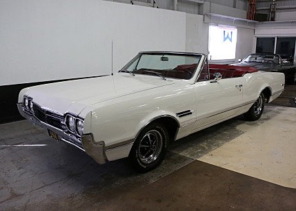 1966 Oldsmobile 442 for sale 100759369