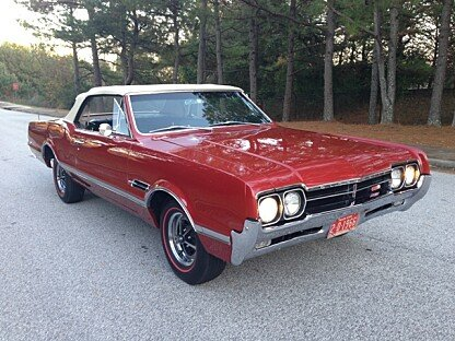 1966 Oldsmobile 442 for sale 100972750
