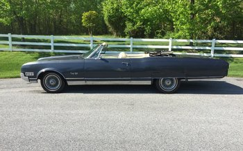 1966 Oldsmobile Ninety-Eight for sale 100867119