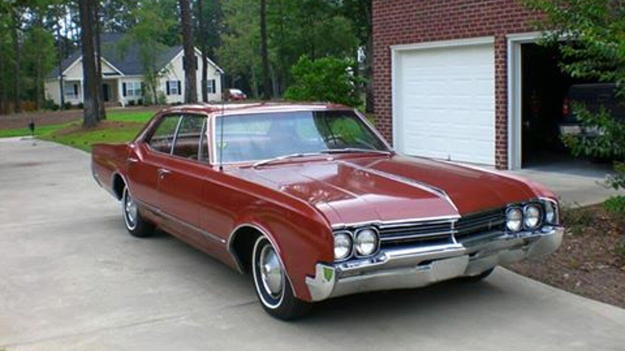 1966 Oldsmobile Other Oldsmobile Models for sale 100812185