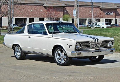 1966 Plymouth Barracuda for sale 100760805
