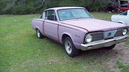 1966 Plymouth Barracuda for sale 100827857