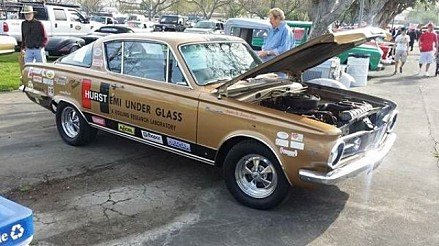 1966 Plymouth Barracuda for sale 100828062
