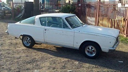 1966 Plymouth Barracuda for sale 100828242
