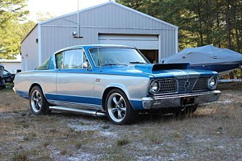 1966 Plymouth Barracuda for sale 101040268