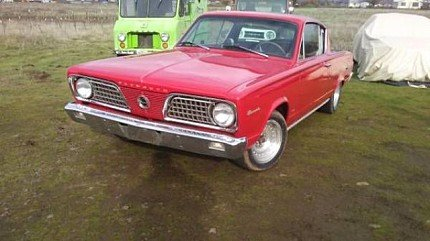 1966 Plymouth Barracuda for sale 100837052