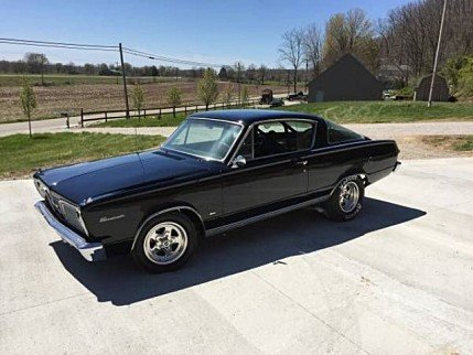 1966 Plymouth Barracuda for sale 100870111