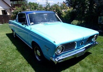 1966 Plymouth Barracuda for sale 100893787