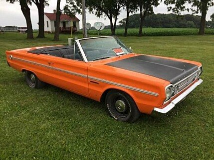 1966 Plymouth Belvedere for sale 100828021