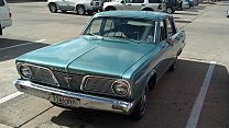 1966 Plymouth Valiant for sale 100789220