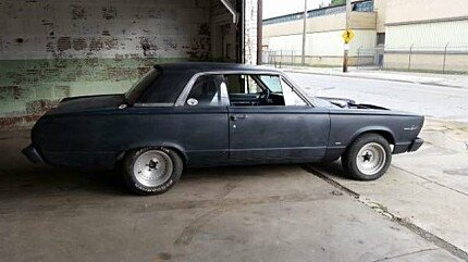 1966 Plymouth Valiant for sale 100810807