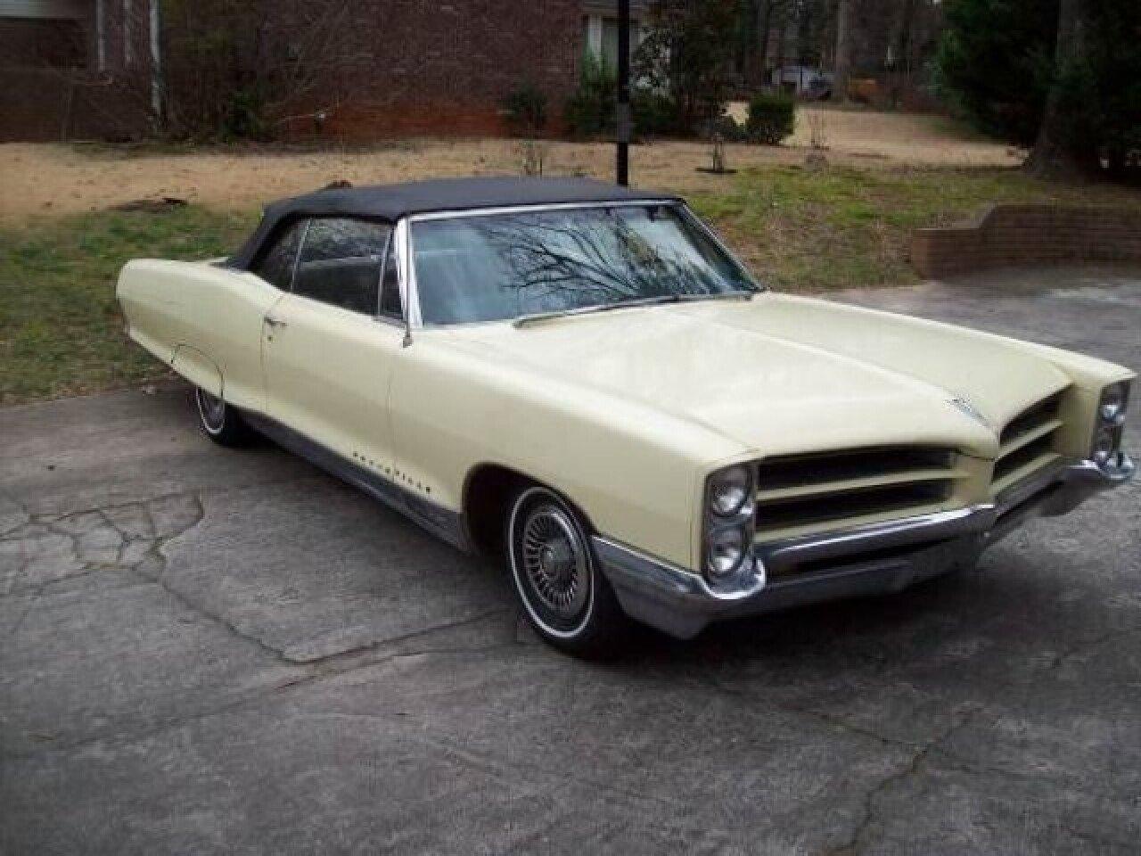 1966 Pontiac Bonneville For Sale Near Cadillac Michigan