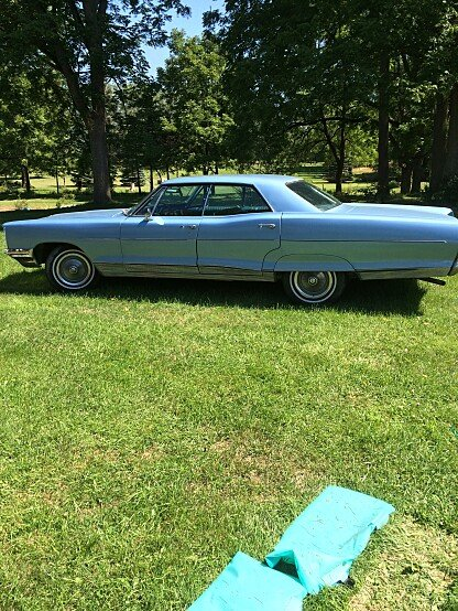 1966 Pontiac Bonneville for sale 101011627