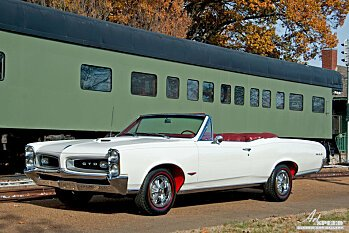 1966 Pontiac GTO for sale 100734050