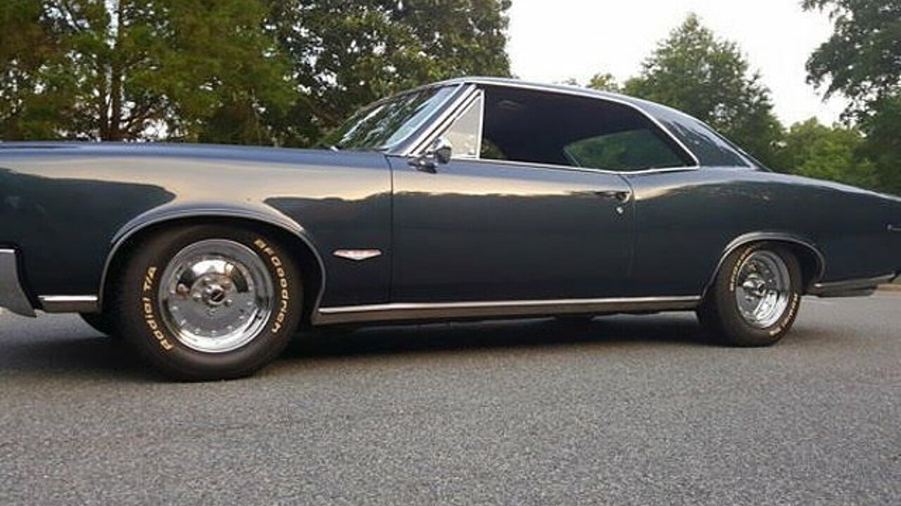 1966 Pontiac GTO for sale 100872045