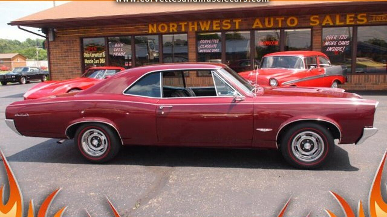 1966 Pontiac GTO for sale near North Canton, Ohio 44720 - Classics ...