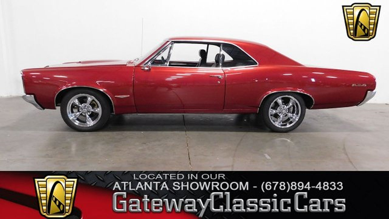 1966 Pontiac GTO for sale 100949404