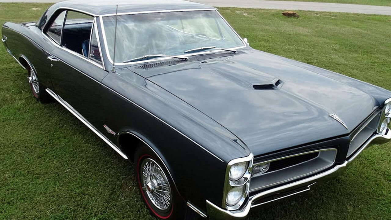 1966 Pontiac GTO for sale near Kronenwetter, Wisconsin 54455 ...