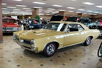 1966 Pontiac GTO for sale 100968482