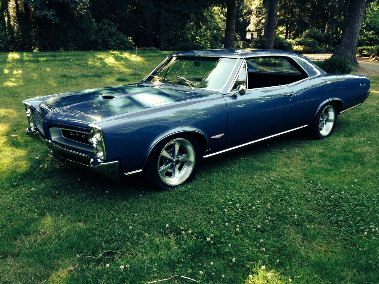 Classic Muscle Cars For Sale >> 1966 Pontiac GTO for sale near woodinville, Washington 98072 - Classics on Autotrader