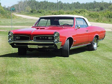 1966 Pontiac GTO for sale 100779707