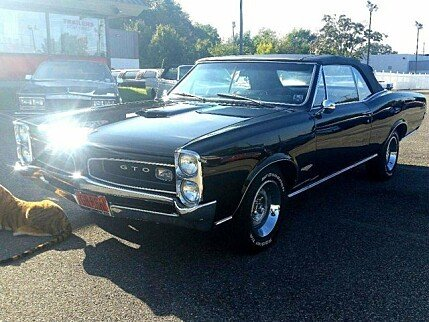1966 Pontiac GTO for sale 100780946