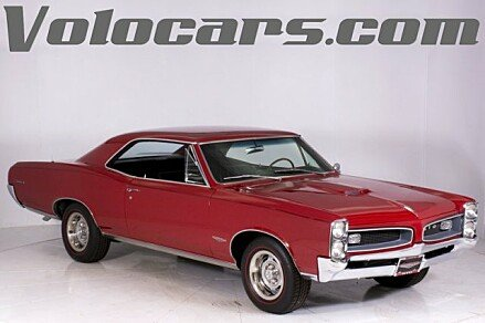1966 Pontiac GTO for sale 100854569