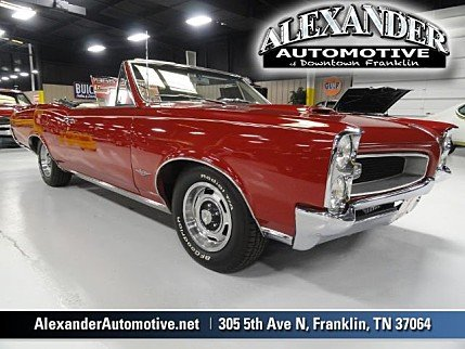 1966 Pontiac GTO for sale 100860807