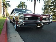 1966 Pontiac GTO for sale 100870579