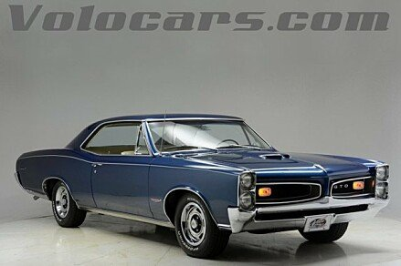 1966 Pontiac GTO for sale 100885410