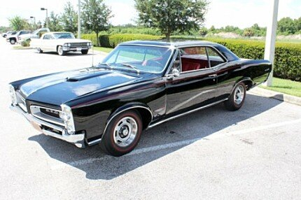 1966 Pontiac GTO for sale 100891334