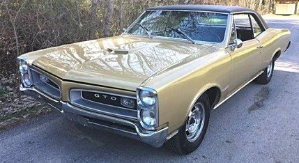 1966 Pontiac GTO for sale 100892174