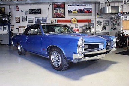1966 Pontiac GTO for sale 100904329