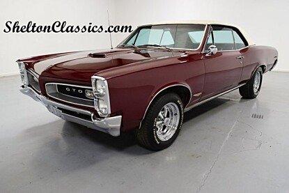 1966 Pontiac GTO for sale 100906985