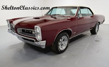 1966 Pontiac GTO for sale 100906985