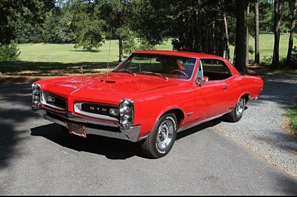 1966 Pontiac GTO for sale 100940439