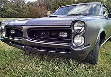 1966 Pontiac GTO for sale 100943394