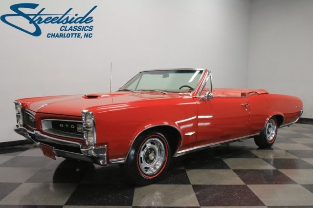 1966 Pontiac GTO For Sale 100946579