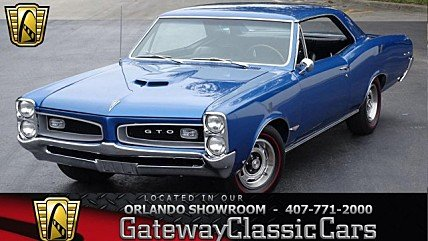 1966 Pontiac GTO for sale 100965127