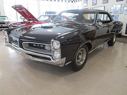 1966 Pontiac GTO for sale 100965962