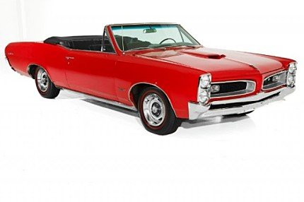1966 Pontiac GTO for sale 100996465
