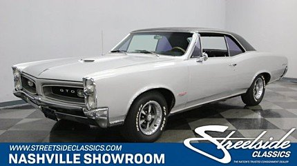 1966 Pontiac GTO for sale 101000876