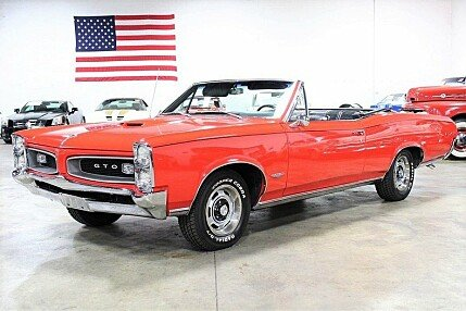 1966 Pontiac GTO for sale 101020694