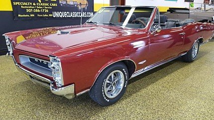 1966 Pontiac GTO for sale 101025646