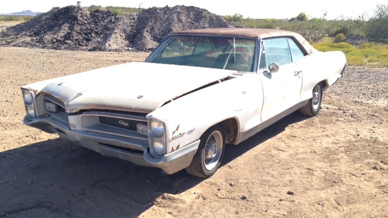 1966 Pontiac Grand Prix for sale 100786862