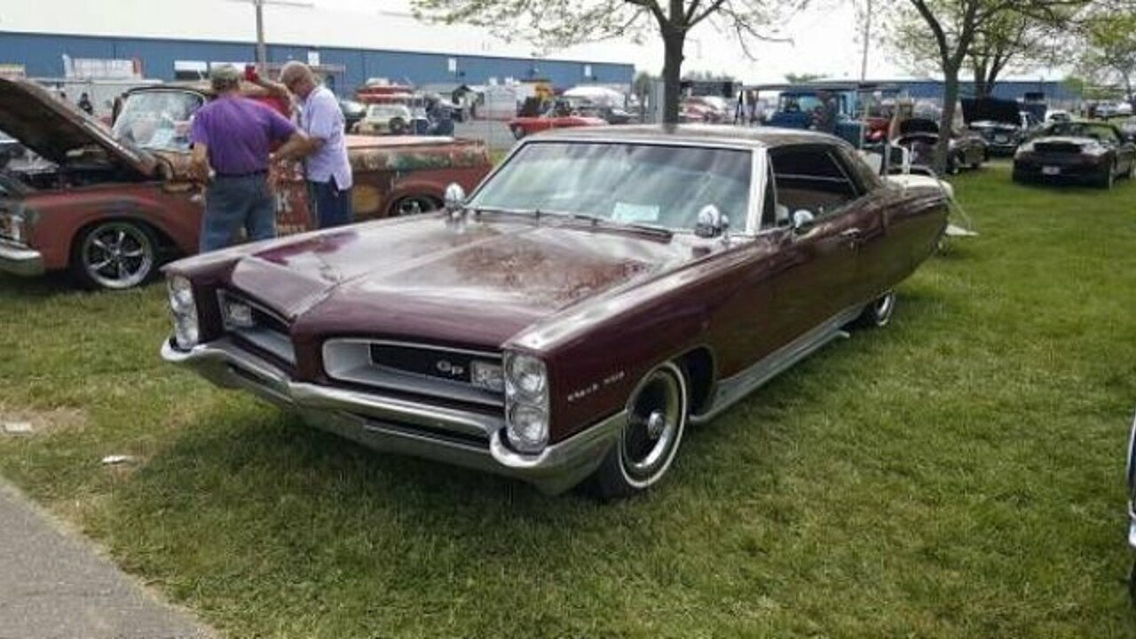 1966 pontiac grand prix for sale near cadillac michigan. Black Bedroom Furniture Sets. Home Design Ideas